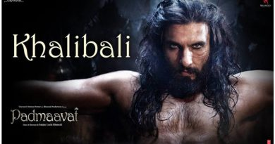 Khalibali Lyrics - Padmaavat Lyrics