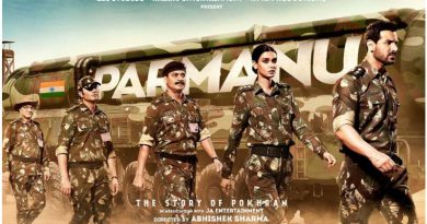 Parmanu movie lyrics
