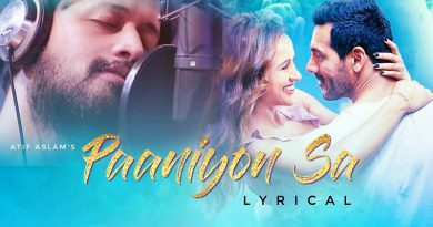 paniyosa song lyrics