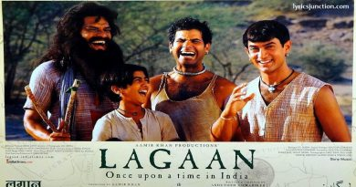 lagaan movie lyrics