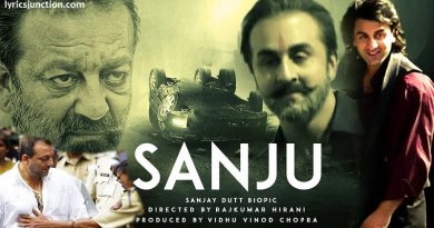Sanju Movie Lyrics