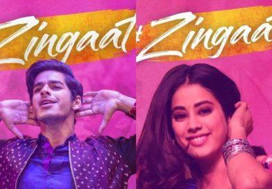 Zingaat Lyrics – Dhadak