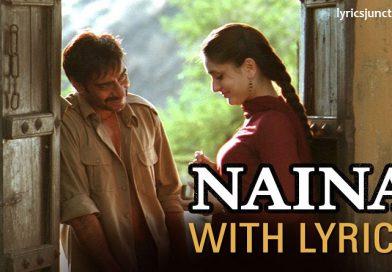 Naina Thag Lenge Lyrics – Omkara